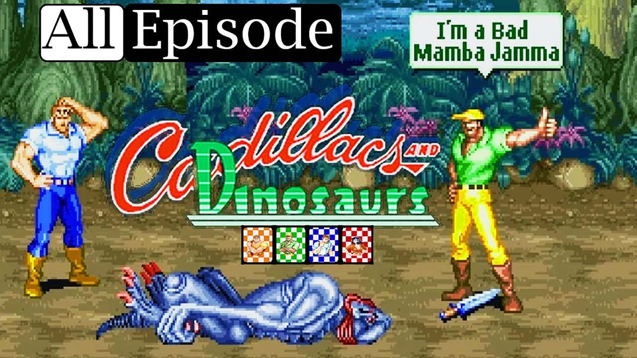 Cadillacs and dinosaurs mustapha game free download for mobile app