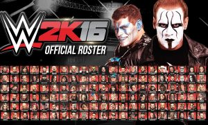 WWE 2K16 PC Version Free Download