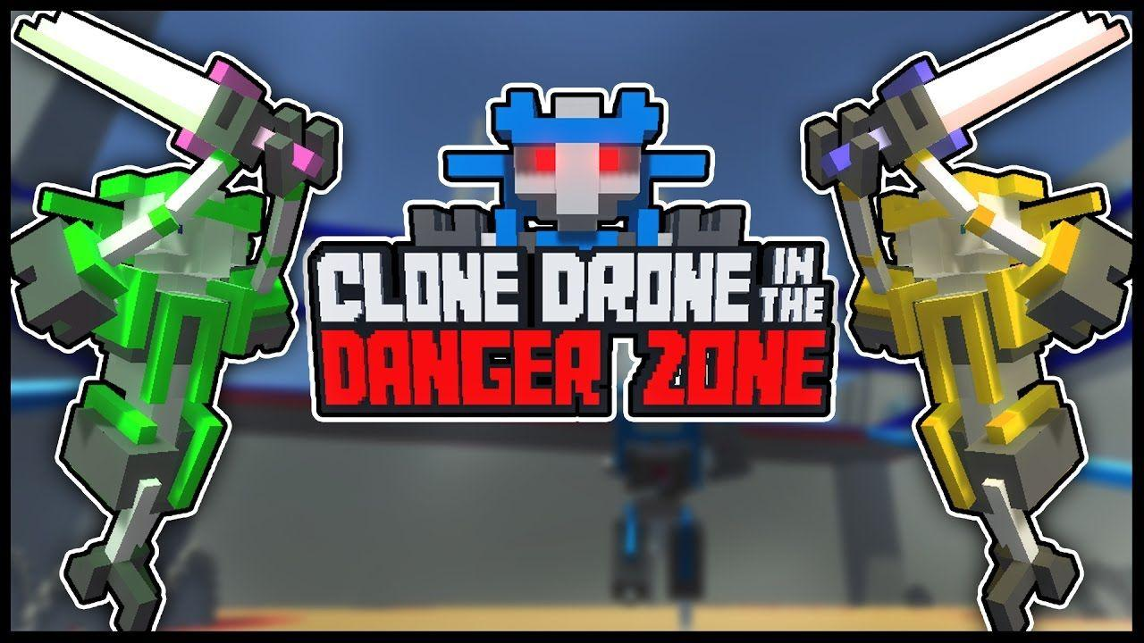 Clone Drone in the Danger Zone iOS Latest Version Free Download