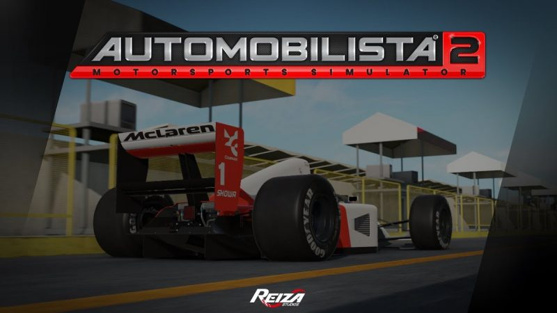 Automobilista 2 – Racin USA Free Download For PC