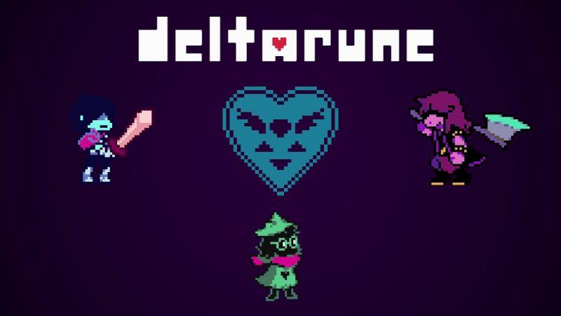 Deltarune iOS Latest Version Free Download