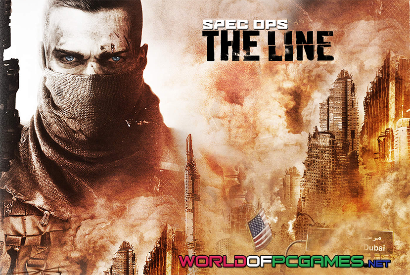 Spec Ops The Line PC Game Download For Free