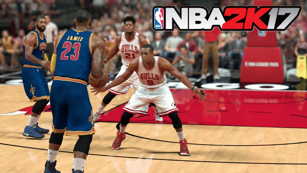 NBA 2K17 Android/iOS Mobile Version Full Free Download