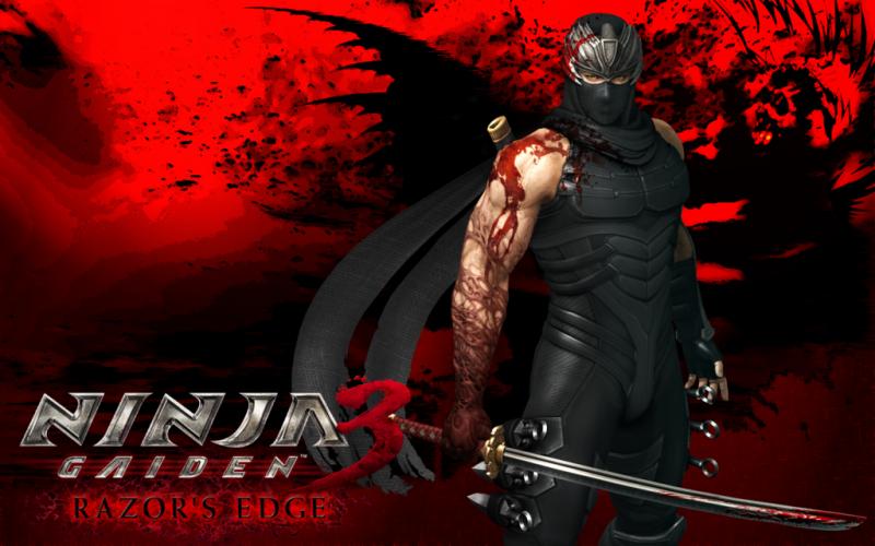 NINJA GAIDEN 3: Razor's Edge Full Version Mobile Game