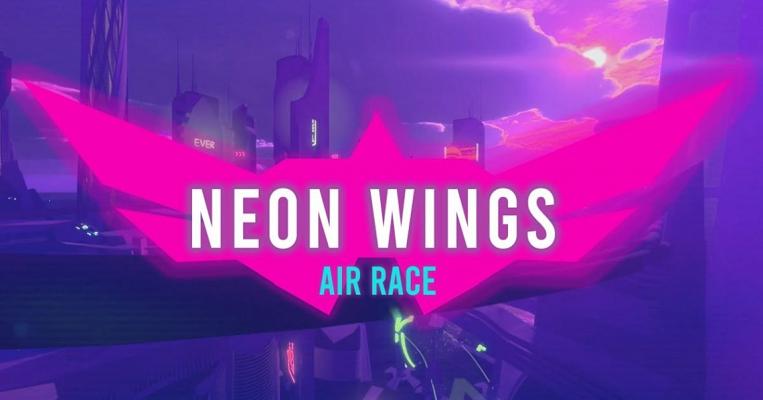 Neon Wings Air Race APK Mobile Full Version Free Download