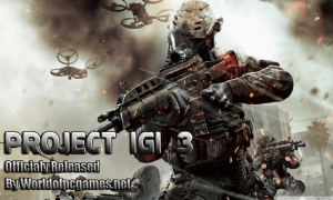 Project IGI 3 free game for windows