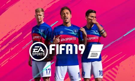 FIFA 19 iOS Latest Version Free Download