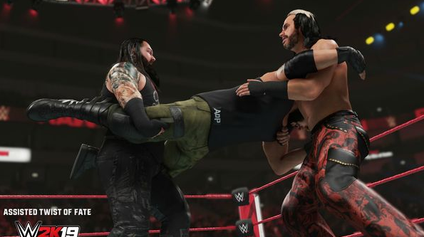 WWE 2K19 APK Download Latest Version For Android