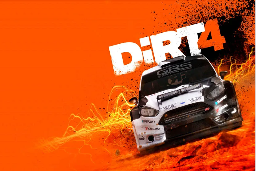 DiRT 4 free full pc game for download
