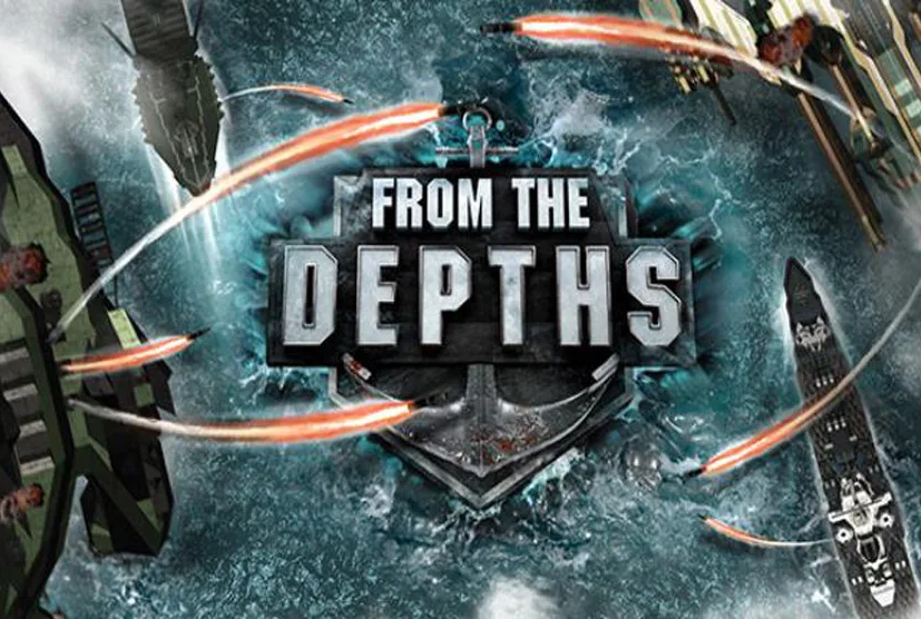 From the Depths Free Download PC windows game