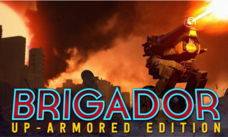 Brigador: Up-Armored Edition APK Mobile Full Version Free Download
