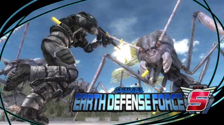 EARTH DEFENSE FORCE 5 Free Full Version Mobile Game