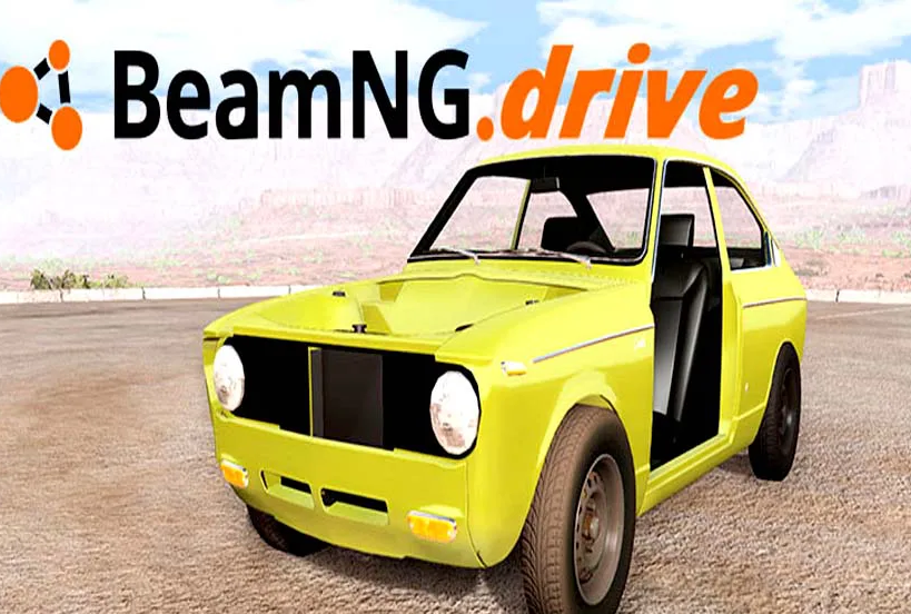 BeamNG.drive PC Download free full game for windows