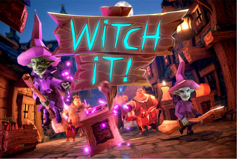 Witch It Free Download PC windows game