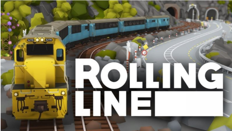 Rolling Line Santa Fe Remaster Free free Download PC Game (Full Version)