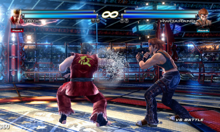 Tekken Tag Tournament 2 iOS Latest Version Free Download