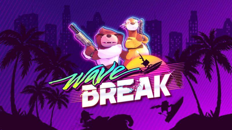 Wave Break free Download PC Game (Full Version)