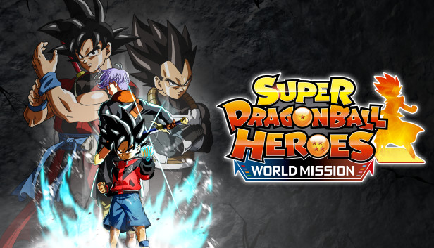 Super Dragon Ball Heroes World Mission free full pc game for download