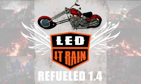 Led It Rain Refueled PC Download Game for free