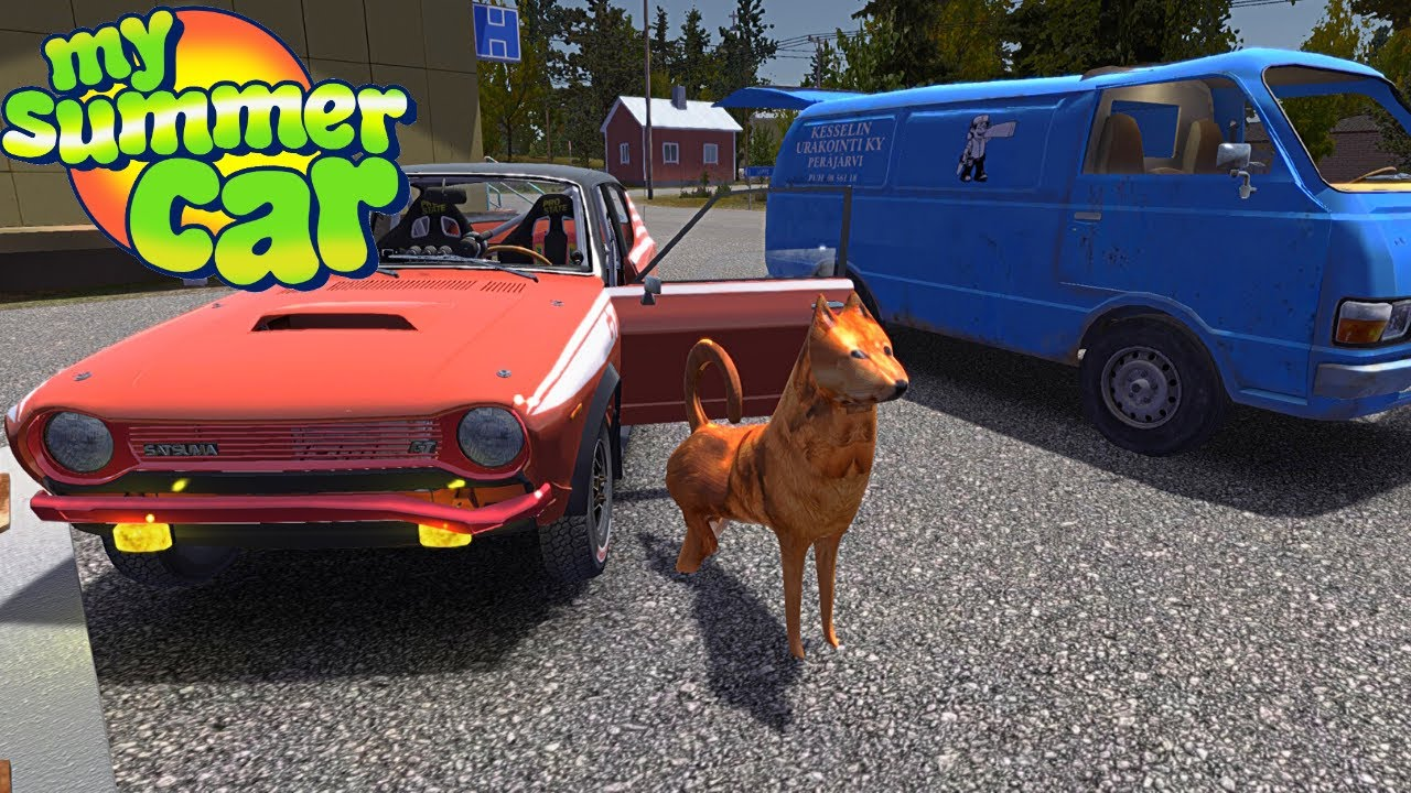 My Summer Car PC Download free full game for windows