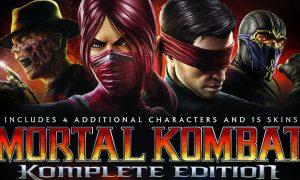 Mortal Kombat: Komplete Edition free full pc game for download