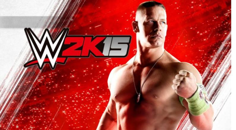 WWE 2K15 free Download PC Game (Full Version)