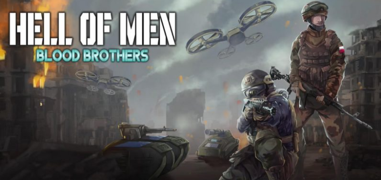 Hell of Men : Blood Brothers Game Download