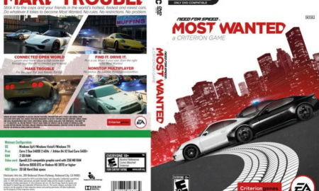 Need for Speed: Most Wanted Game Download