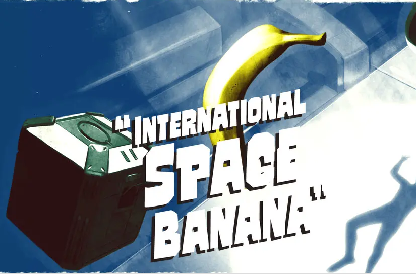 International Space Banana PC Download free full game for windows