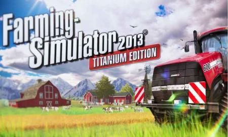 Farming Simulator 2013 Titanium Edition Dry Twice Free Download For PC