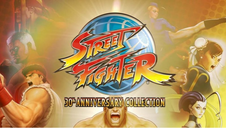Street Fighter 30th Anniversary Collection Full Version Mobile Game
