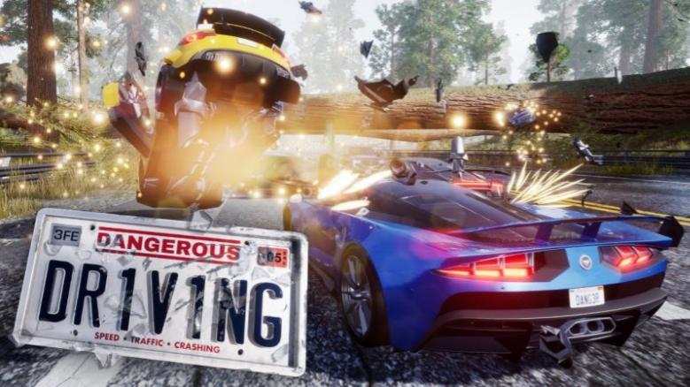 Dangerous Driving Free Download PC windows game