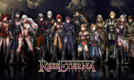 Rise Eterna free full pc game for download