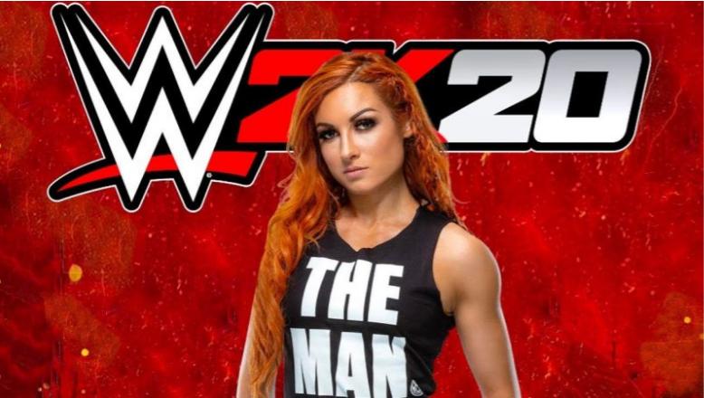 WWE 2K20 Free Download PC windows game
