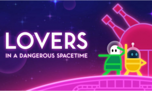 Lovers in a Dangerous Spacetime Free Download For PC