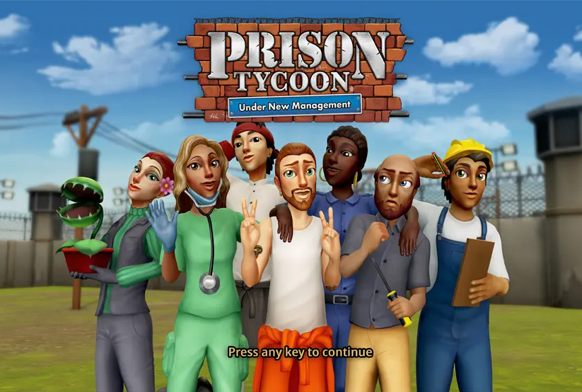 Prison Tycoon: Under New Management APK Full Version Free Download (July 2021)
