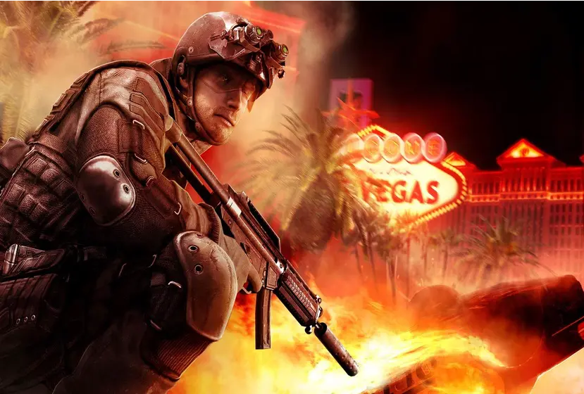 Tom Clancy's Rainbow Six Vegas Collection PC Download free full game for windows