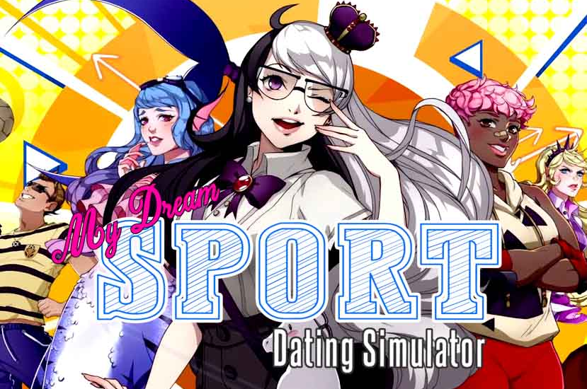My Dream Sport Dating Simulator free game for windows