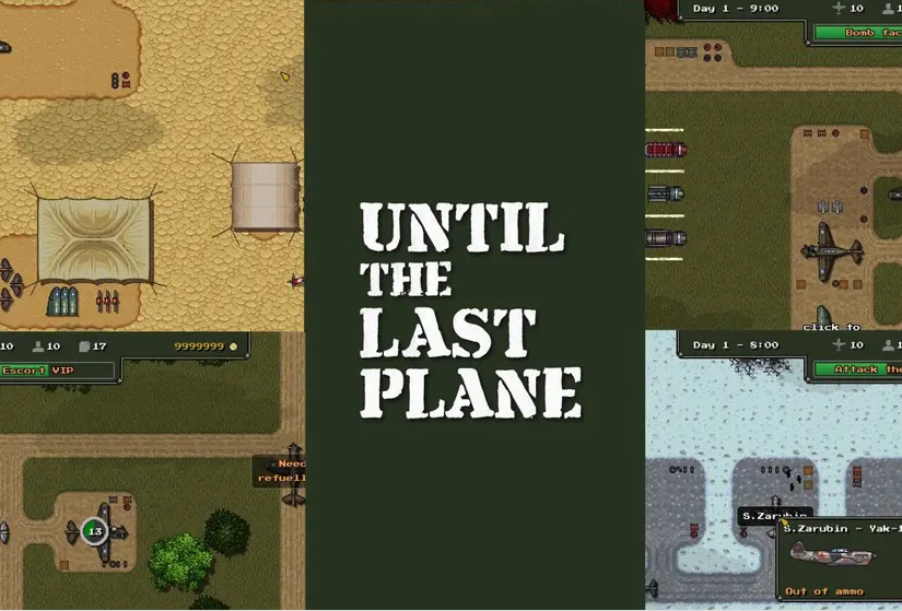Until the Last Plane free game for windows