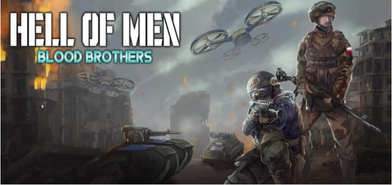 Hell of Men : Blood Brothers APK Download Latest Version For Android