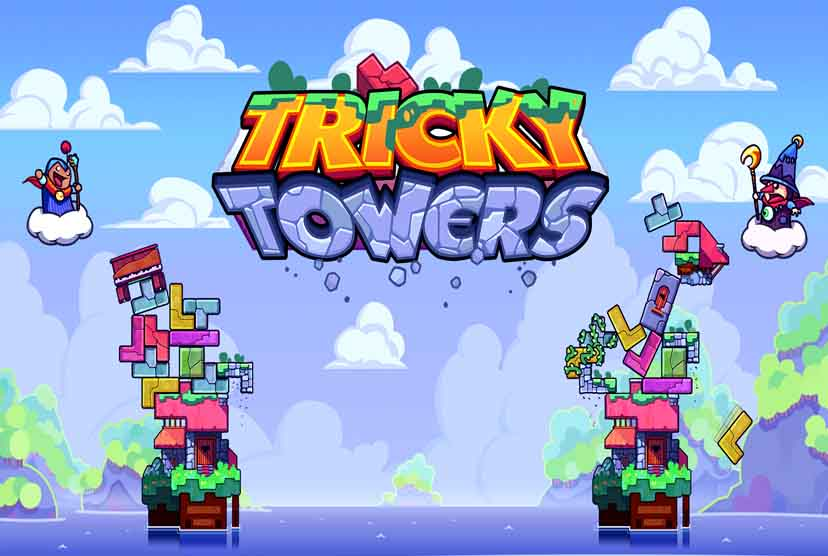 Tricky Towers PC Game Download For Free