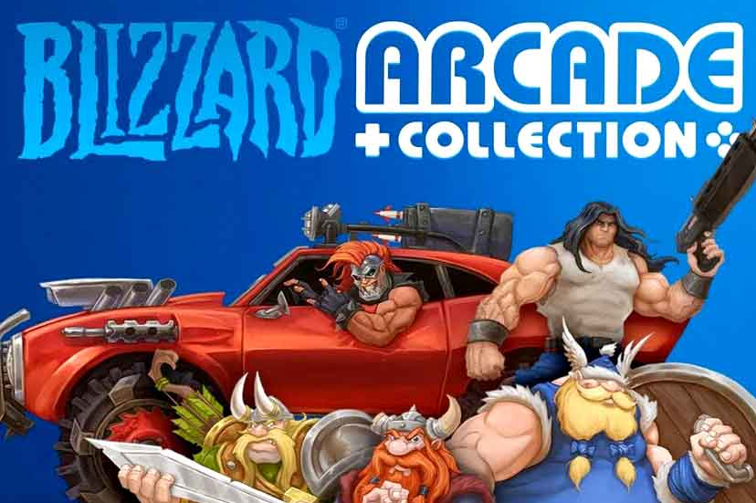 Blizzard Arcade Collection PC Download Game for free