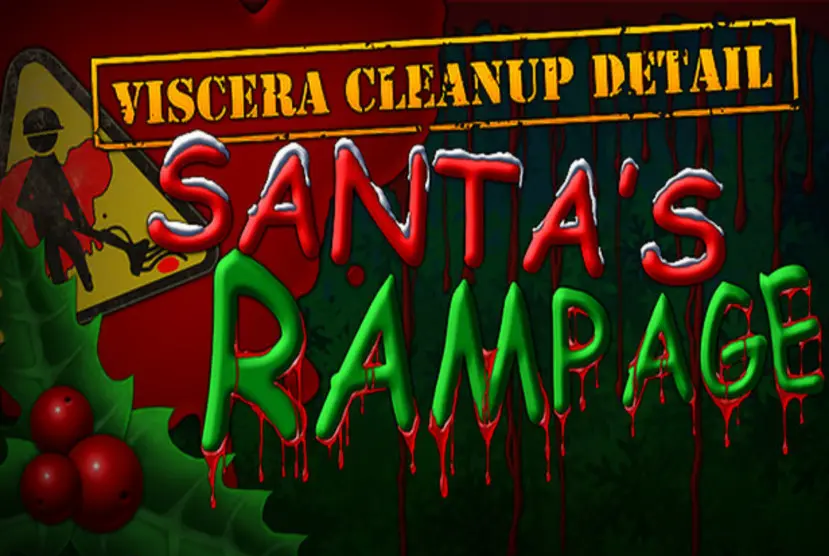 Viscera Cleanup Detail: Santa's Rampage PC Download free full game for windows