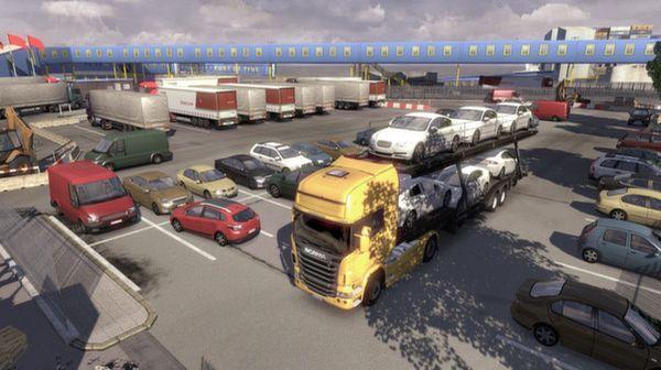 Truck Driving Simulator Full Version Mobile Game