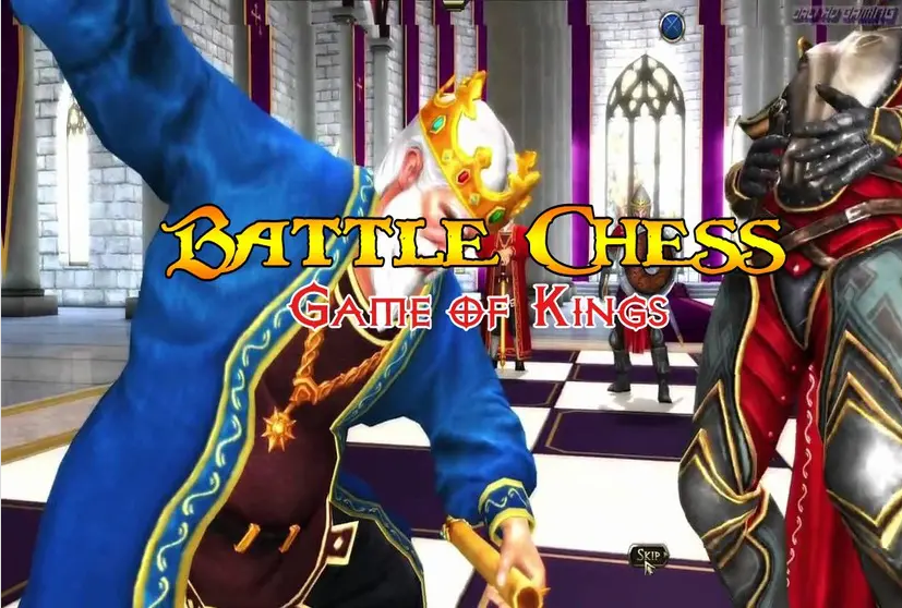 Battle Chess: Game of Kings Download for Android & IOS