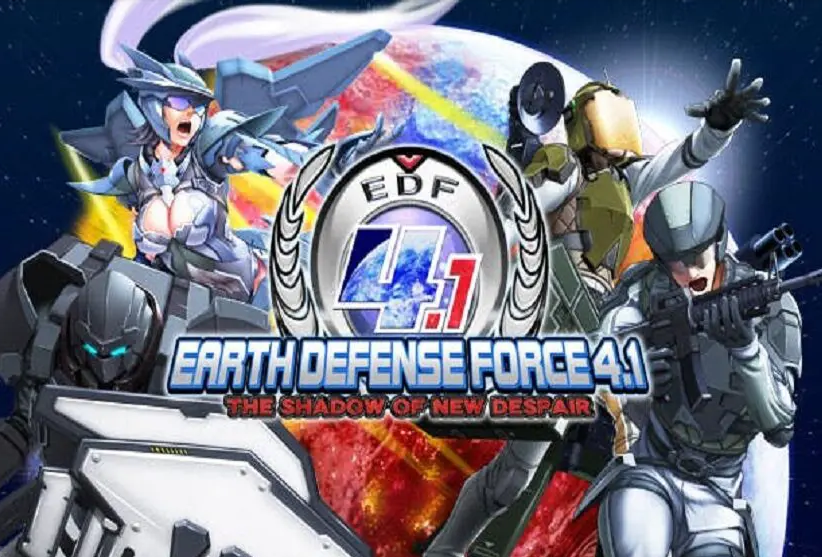 Earth Defense Force 4.1 PC Game Download For Free