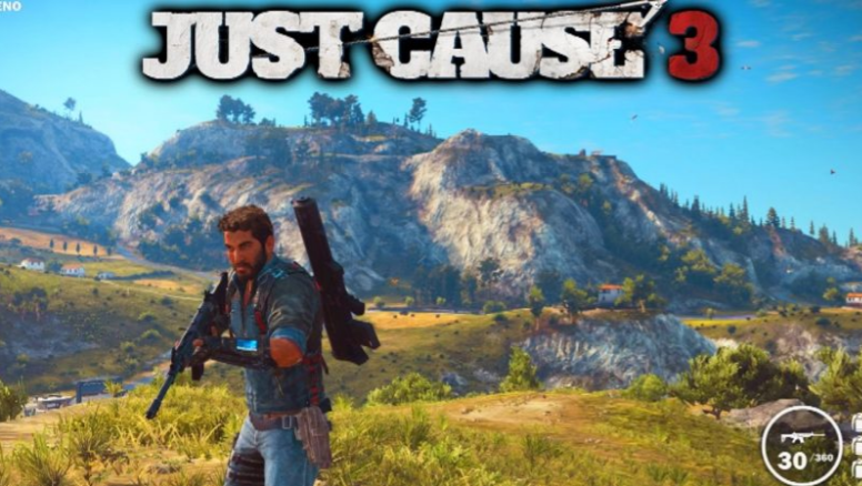 Just Cause 3 PC Game Download For Free