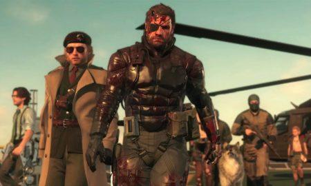Metal Gear Solid V The Phantom Pain Full Version Mobile Game