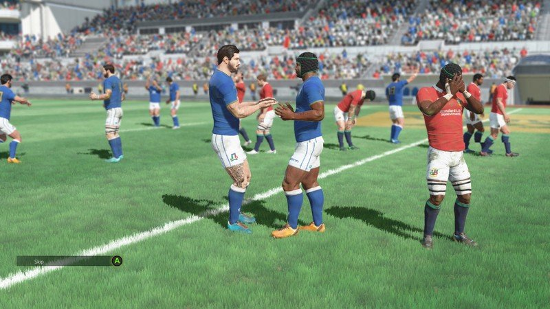 Rugby 18 Free Download PC windows game