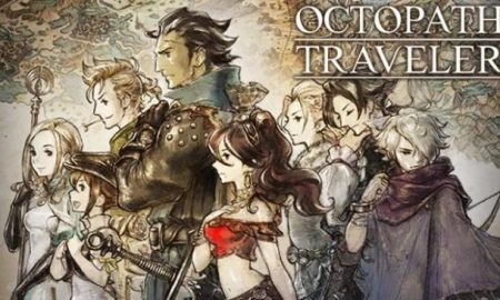 OCTOPATH TRAVELER Download for Android & IOS